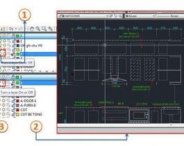 Cách tạo layer trong Autocad - Tự học Autocad