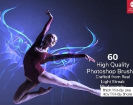 Share Bộ Brush Cho Photoshop