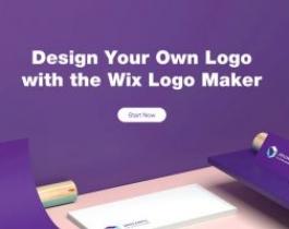 Thỏa sức sáng tạo và thiết kế logo cùng Wix Logo Maker