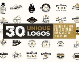 30 mẫu thiết kế Logo độc đáo