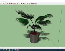 Bộ thư viện model cây cho sketchup miễn phí và đẹp nhất