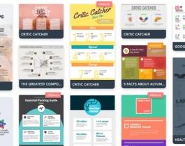 13 công cụ sáng tạo infographic thần thánh cho dân thiết kế