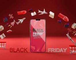 Download 20 bộ template miễn phí chủ đề Black Friday