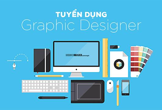 Tuyển dụng Graphic Designer - AIMNEXT