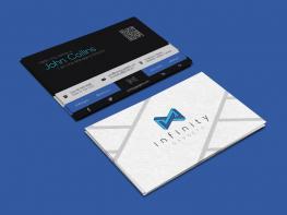 Mẫu thiết kế logo và danh thiếp kinh doanh cho doanh nghiệp