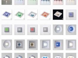 Thư Viện 500 đèn IES được sử dụng kết hợp với V-ray Sketchup, đèn IES tạo ra phát ra ánh sáng đa dạng hơn so với các loại đèn bình thường.