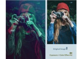 Double exposure là gì ? cách tạo hiệu ứng ảnh chồng lên nhau