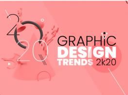 8 xu hướng thiết kế thịnh hành nhất năm 2020