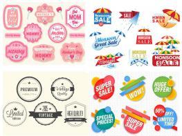 100 mẫu vector thiết kế banner đẹp [Free download]