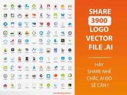 Share 3900 Các Mẫu Logo Đẹp Vector File Illustrator