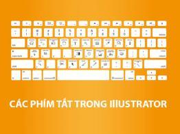Các dự án của bạn sẽ được thực hiện nhanh hơn nếu bạn nắm bắt được các phím tắt trong Illustrator. Có rất nhiều các phím tắt, lệnh cần nhớ và IDC đã tổng hợp lại mọi thứ cho các bạn.