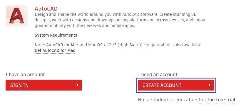 Hướng dẫn lấy bản quyền và cài đặt phần mềm Autodesk