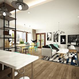 Phối cảnh nội thất với 3D Max nâng cao
