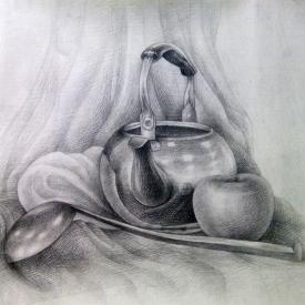 Kỹ Thuật Vẽ Tay Và Vẽ Ký Họa